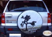 Excelente cubre ruedas para jeep