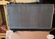 Excelente radiador chevrolet optra nuevo 1.6 full