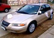 Vendo hermoso chrysler cirrus 1999