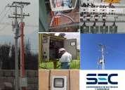 Electricista  aumento de capacidad fallas  09 934 66 500