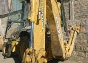 Retroexcavadora jhon deere 2006