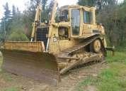 Bulldozer d6h 1989