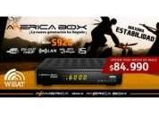 Decodificador america box s926