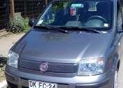 Fiat panda año 2012, full equipo, unica dueña