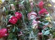 Preparados naturales de hierbas, salud y belleza