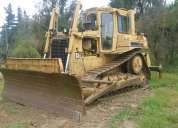 Bulldozer caterpillar d6h 1989