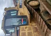 Bulldozer  d8r caterpillar