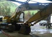 excavadora cat  modelo b200