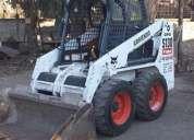 Minicargador bobcat modelo s130 aÑo 2006
