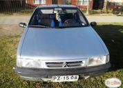Vendo excelente auto citroen zx 1.4 año 1997