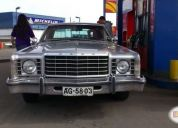 Excelente clasico ford granada 1977
