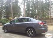 Excelente honda civic xl 2014, 1.8, sedán, impecable.