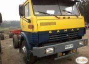 Vendo camión scania 111 aÑo 1991 cabina kamaz