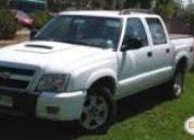 Excelente camioneta chevrolet s-10 apache 2010 full