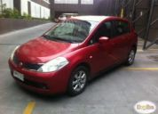 Excelente nissan tiida 2007 full equipo