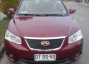 Vendo excelente auto geely emgrand ec7 año 2012