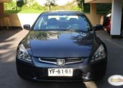 Vendo honda accord v6 3.0 automatico full 2005
