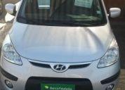 Vendo excelente automovil hyundai i10 año 2010