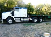 Excelente tracto camión kenworth t800 2003
