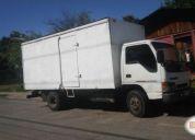 Excelente camión chevrolet npr 4.3