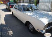 Excelente ford falcon 1970 vendo antigÜedad funcionando