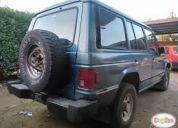 Excelente jeep montero