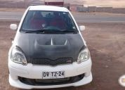 Vendo excelente toyota vitz rs 1.5 turbo
