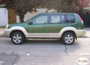 Nissan xtrail 5ptas 4x4 2002 gasolina,contactarse!