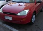 Vendo ford focus 2002