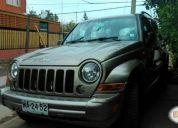Excelente jeep new cherokee 2006