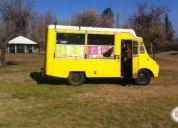 Excelente chevrolet food truck