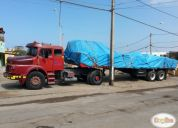 Excelente camión mercedes