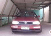 Vendo excelente vw golf 2.0 año 1997
