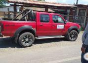 Vendo excelente camioneta nissan terrano 2012