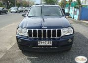 Excelente jeep grand cherokee limited 4wd aÑo 2006