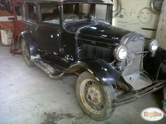 Excelente Ford a 1930 (argentina)