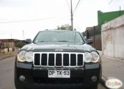 Excelente jeep grand cherokee limited 5.7 americano 100%