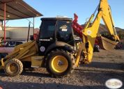 Vendo maquina retroexcavadora new holland ford 1999