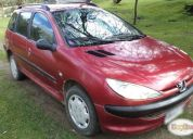 Excelente peugeot 206 station wagon año 2004