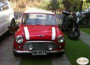 Vendo mini cooper 1969 998 fibra