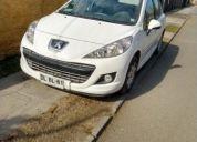 Excelente peugeot 207 premium diesel aÑo 2012