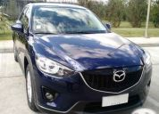 Excelente mazda cx-5 2.0 6at 2014 impecable