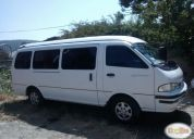 Excelente minibus gran besta 3.0 diesel año 2005