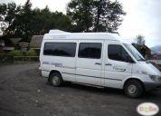 vendo excelente minibus mercedes benz ,sprinter aÑo 2005