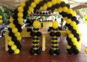 Curso decoraciÓn con globos