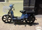 Vendo bicicleta eléctrica mayor potencia 2015