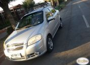 Vendo excelente aveo sedan 2007 impeque
