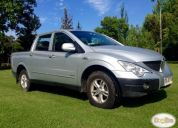 Excelente ssangyong actyon sport 4x2 ful