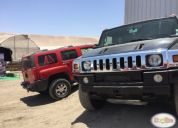 Excelente hummer hummer aÑo 2005 full equipo