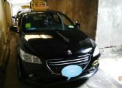 Excelente taxi colectivo